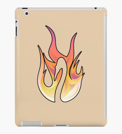 Once Upon a Time - Swanfire (Emma/Neal, Style B) iPad Case/Skin