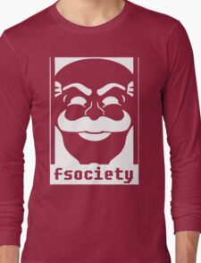 MrRobot TV Series Banksy Fsociety T-Shirt