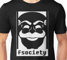MrRobot TV Series Banksy Fsociety Unisex T-Shirt