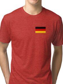 Germany World Cup Flag - Deutschland T-Shirt Tri-blend T-Shirt