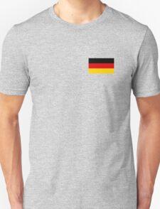 Germany World Cup Flag - Deutschland T-Shirt T-Shirt