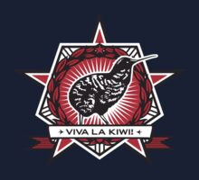 Viva La Kiwi!!! One Piece - Short Sleeve