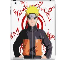 Naruto Japanese Manga Anime Fun iPad Case/Skin