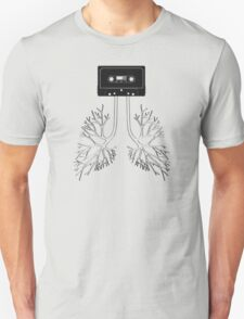 Music is Life, Life is Music T-Shirt