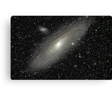 M31 Andromeda Galaxy Canvas Print