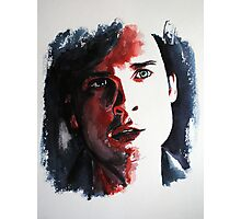 Rouge (Red-Tom Welling)featured in the Group , just Fun Photographic Print