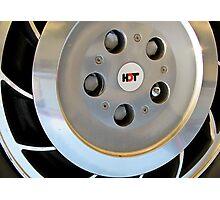 HDT Aero Wheel Photographic Print