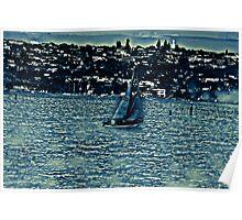 Sailing~~~ Poster