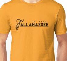 Go Find Tallahassee Unisex T-Shirt