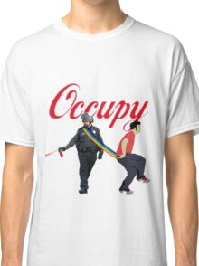 occupy Classic T-Shirt