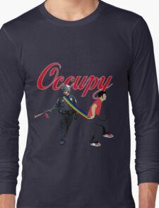 occupy Long Sleeve T-Shirt