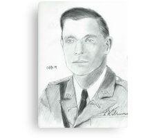 Lucian K. Truscott Canvas Print
