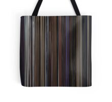 Moviebarcode: Star Wars: Episode III - Revenge of the Sith (2005) Tote Bag