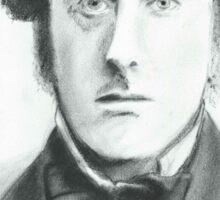 John Everett Millais Sticker