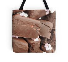 Chocolate Marshmallow Wedges Tote Bag