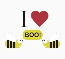 """I Love """"Boo"""" Bees! by Neal Wollenberg"""