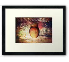 Birth of the Cosmic Egg Framed Print