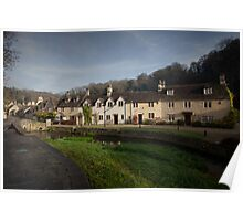 Castle Combe Poster