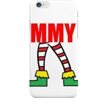 MOMMY ELF iPhone Case/Skin