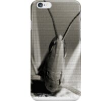The Wise Grass Hopper iPhone Case/Skin