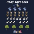 Pony Invaders by Obler