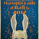 Rapture Masquerade Ball 2012 by KikiCraft