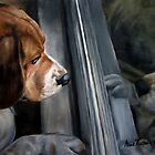 Beagle&#x27;s Window by Anne Zoutsos