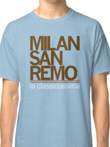 milan-san remo Classic T-Shirt