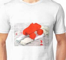 Brute Petite - Abstract render Unisex T-Shirt