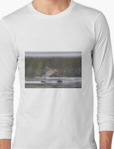 Curlew Wings Long Sleeve T-Shirt