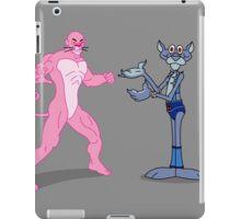 Pink Panthro iPad Case/Skin