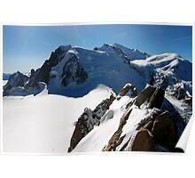 Mont Blanc Poster