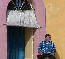 Cooling-Off M'Xlokk Malta by Edwin  Catania
