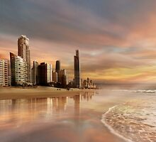Gold Coast by Cliff Vestergaard