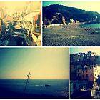 Cinque Terre by TalBright