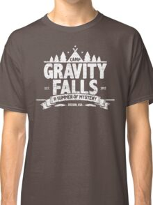Camp Gravity Falls (worn look) Classic T-Shirt