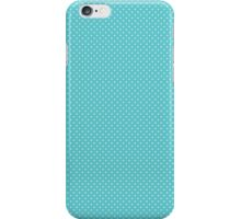TIFFANY BLUE - POLK.A.DOT iPhone Case/Skin