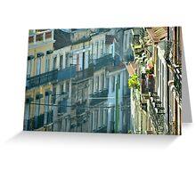 Lisbon #1 Greeting Card