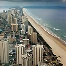 Surfers' Paradise 2 by Werner Padarin