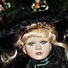 Green Eyed Dolly by Glenna Walker