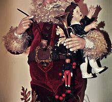Sing For Santa by Glenna Walker