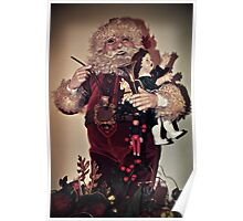 Sing For Santa Poster