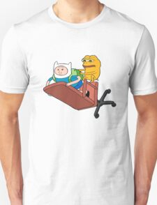 Adventure Time - Feels Time Unisex T-Shirt