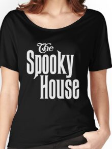 The Spooky House! Women's Relaxed Fit T-Shirt
