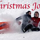 Christmas Joy! - Greeting Card by Gene Walls