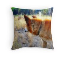 Call of the Wild Throw Pillow