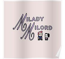 Milady and Milord Poster