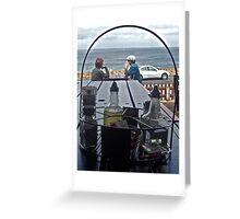 Sea and Seasoning Greeting Card