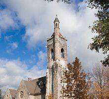 Old Church  by Karen  Burgess