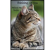 Thinking Of You Photographic Print